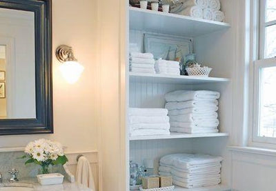 How to Conquer Your Linen Cupboard