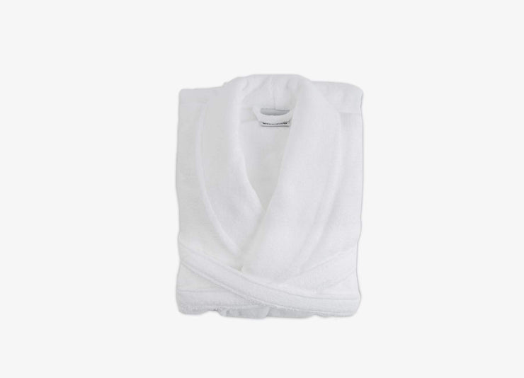 Folded envello Classic Plush Cotton Bathrobe