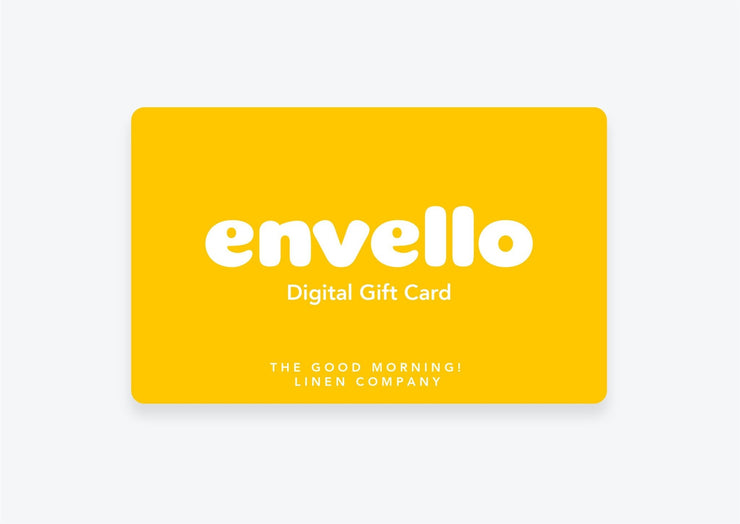 Digital Gift Card - envello