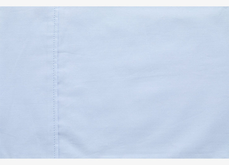 Premium Percale Flat Sheet - envello