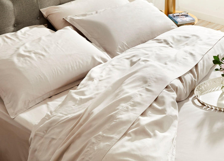 Select Sateen Fitted Sheet - envello