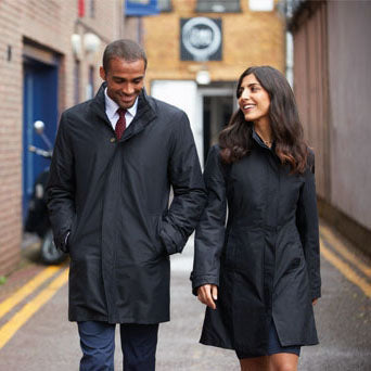Brook Taverner Outerwear Collection