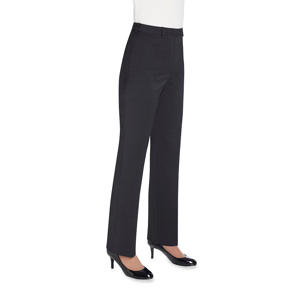 Varese Ladies Trousers Charcoal