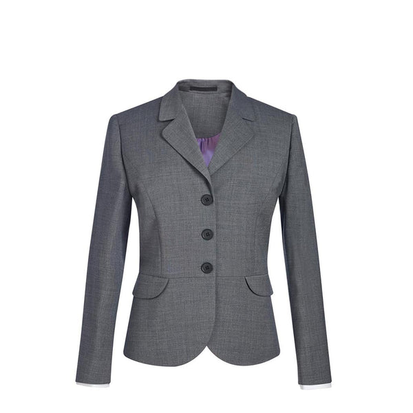 Susa Ladies Jacket Light Grey