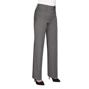 Miranda Ladies Trousers Light Grey