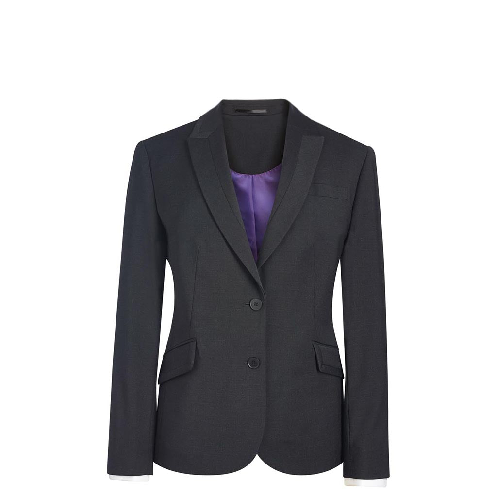 Novara Ladies Jacket Charcoal