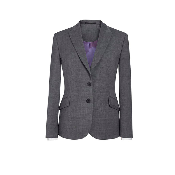 Novara Ladies Jacket Light Grey
