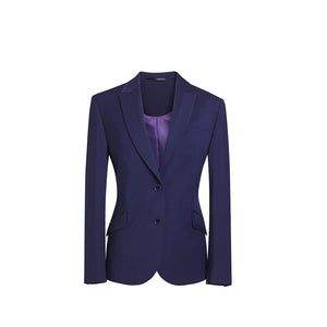 Novara Ladies Jacket Mid Blue