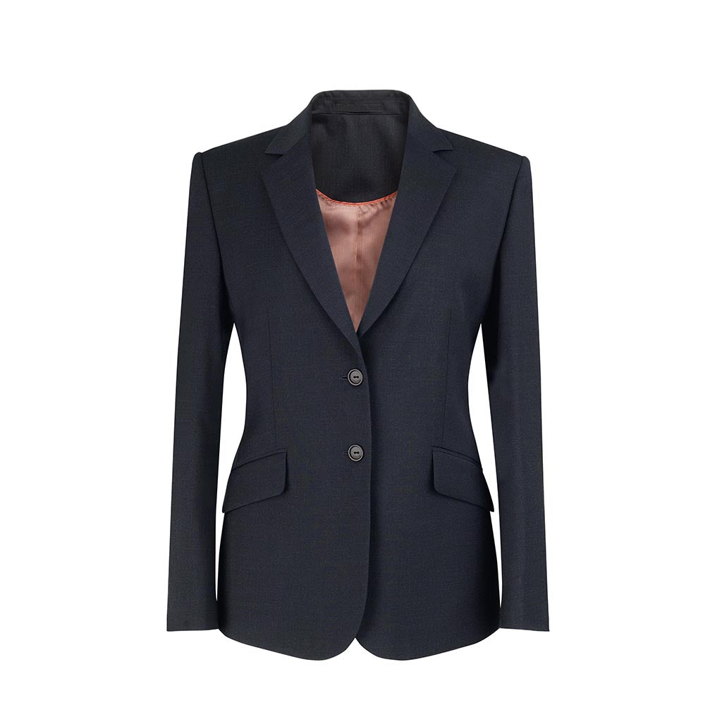 Connaught Ladies Jacket Charcoal