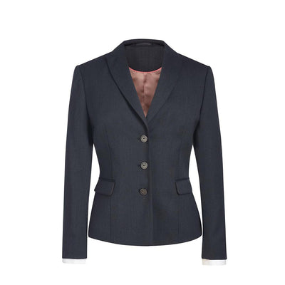 Ritz Ladies Jacket Charcoal