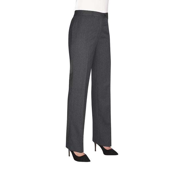 Grosvenor Ladies Trousers Mid Grey