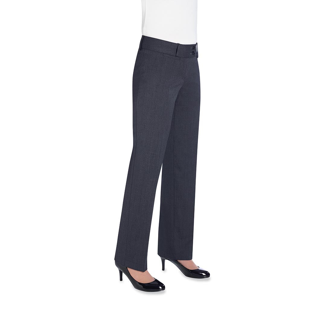Dorchester Ladies Trousers Mid Grey