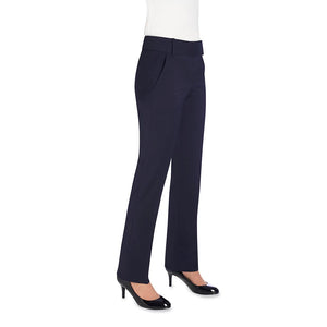 Genoa Ladies Trousers Navy
