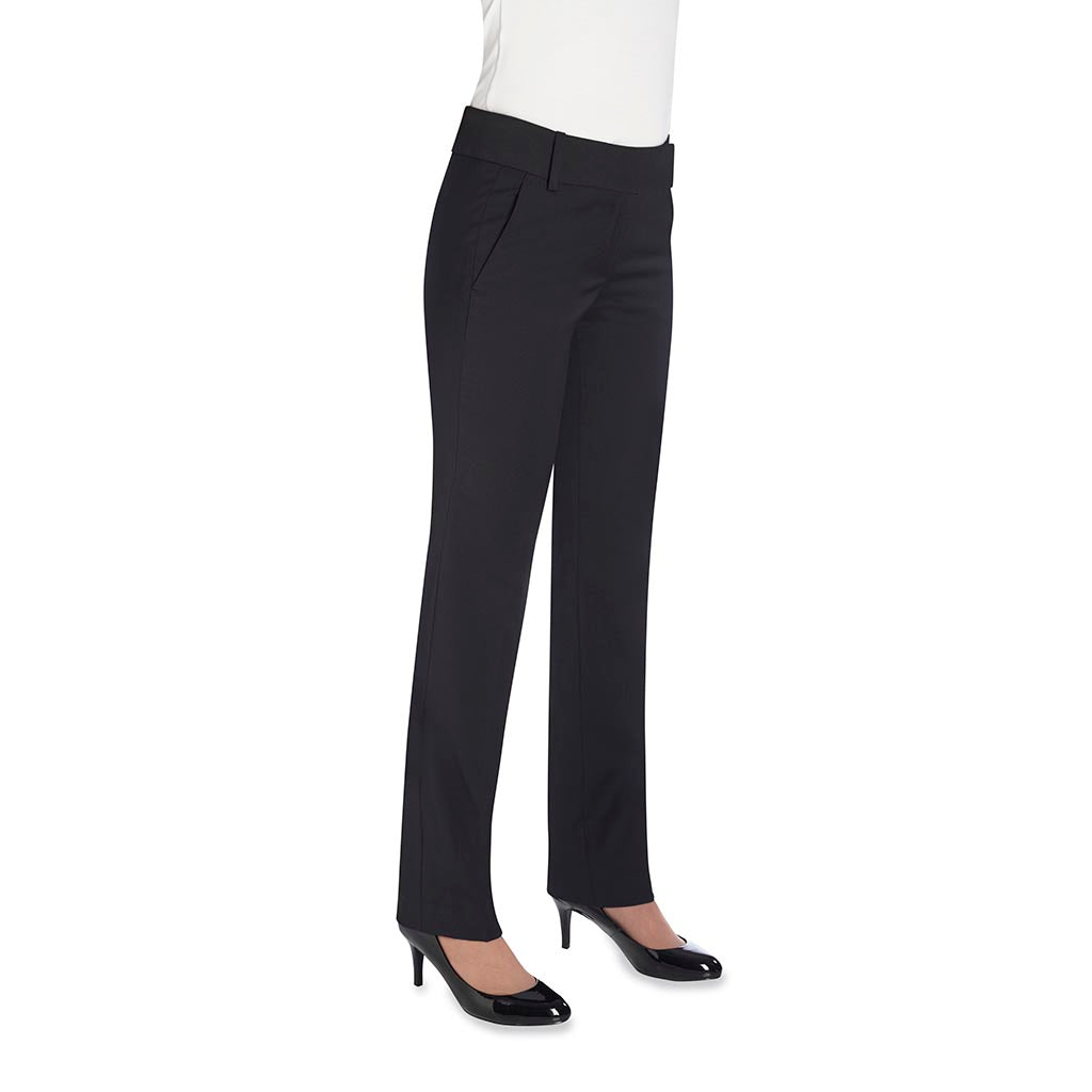 Genoa Ladies Trousers Black