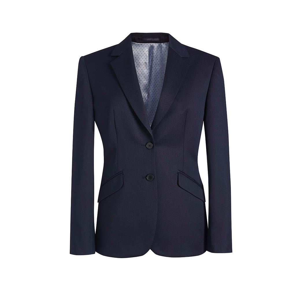 Hebe Classic Fit Jacket Navy