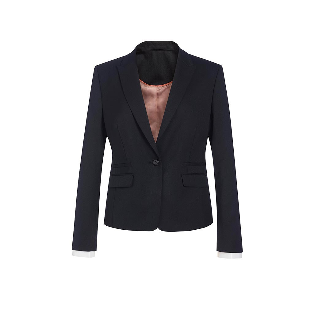 Rosewood Slim Fit Jacket Black