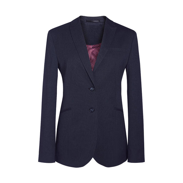 Cordelia Tailored Fit Jacket Navy