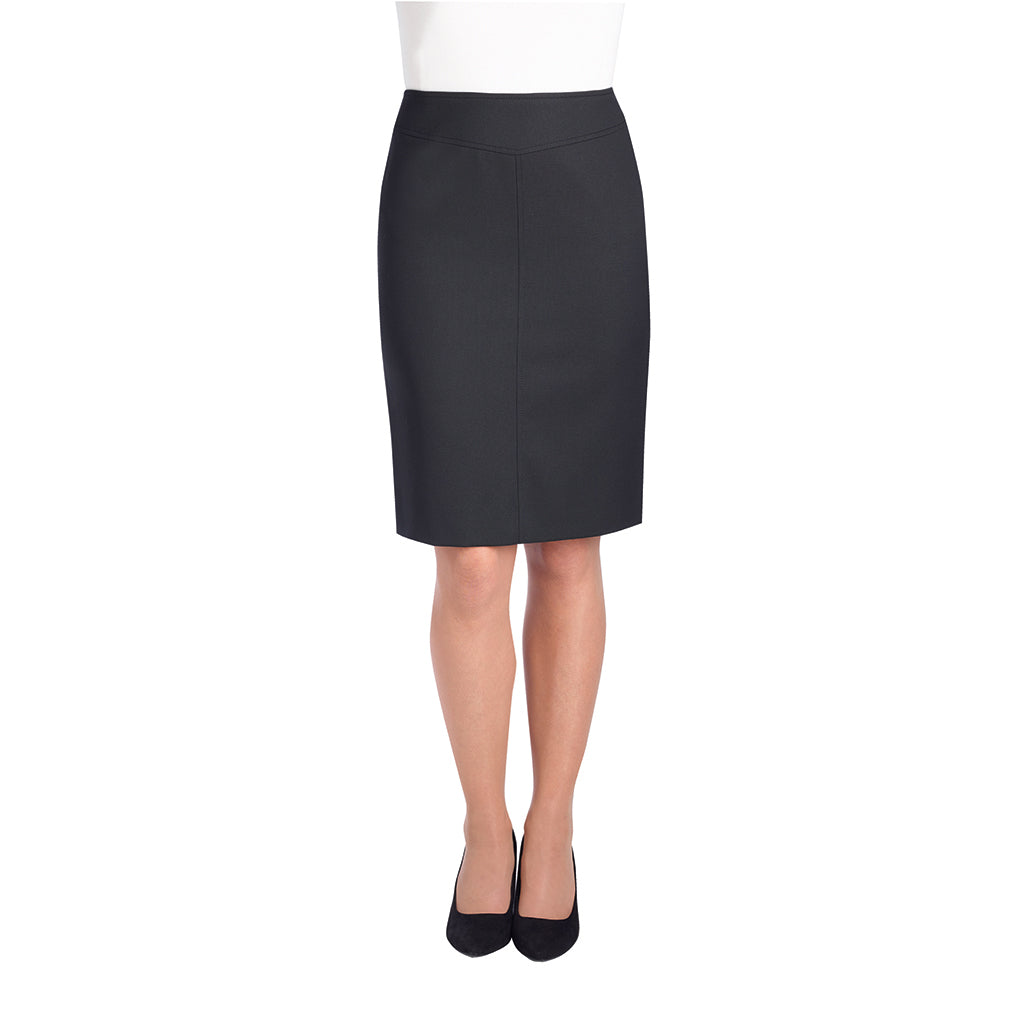 Juliet Straight Skirt Black