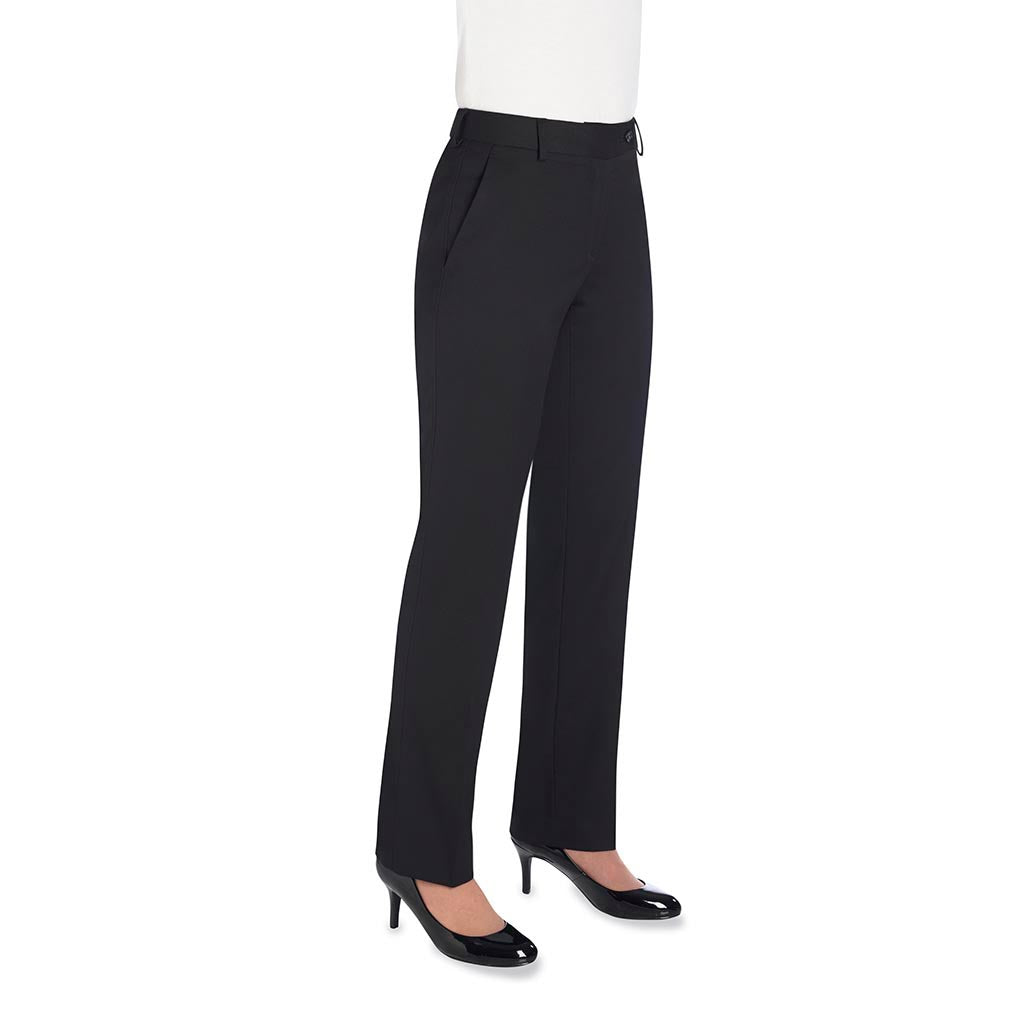 Bianca Tailored Fit Trouser Black