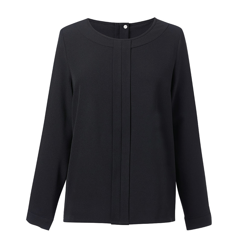 Roma crepe de chine Blouse Plus