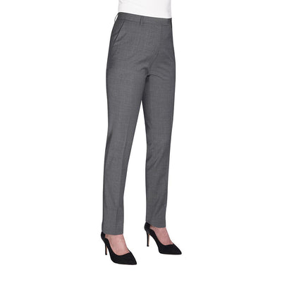 Torino Slim Leg Trouser Light Grey