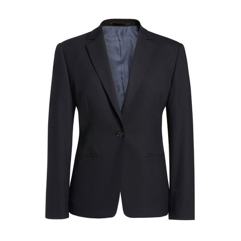 Cannes Tailored Fit Jacket Black