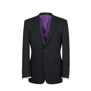 Jupiter Tailored Fit Jacket Black