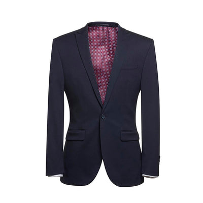 Pegasus Slim Fit Jacket Navy
