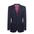 Phoenix Tailored Fit Jacket Navy