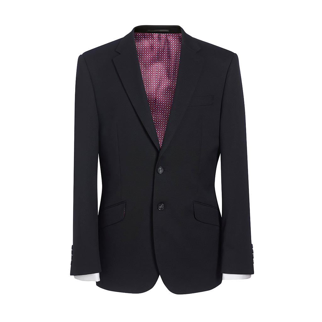 Phoenix Tailored Fit Jacket Black