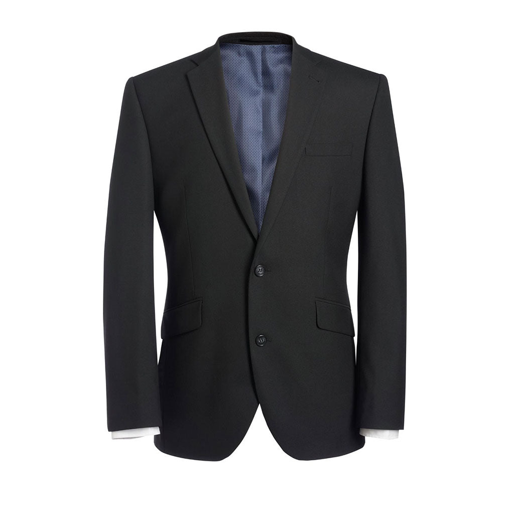 Dijon Tailored Fit Jacket Black
