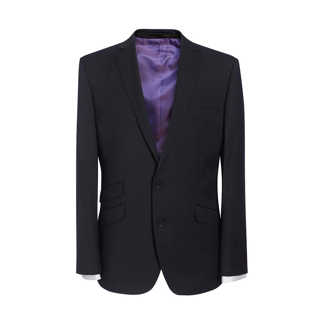 Cassino Slim Fit Jacket Black