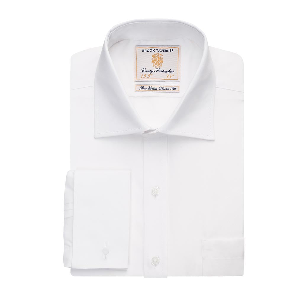 Chester Classic Fit Shirt Cotton Poplin