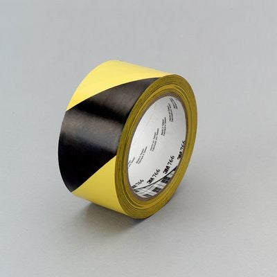Social Distancing 3M Tape Yellow/Black