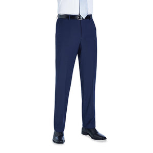 Avalino Trousers Mid Blue