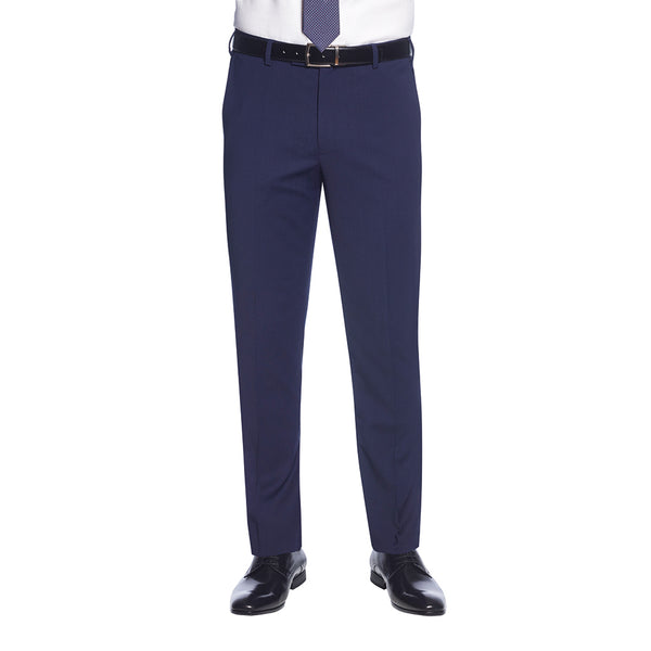 Cassino Slim Fit Trouser Mid Blue