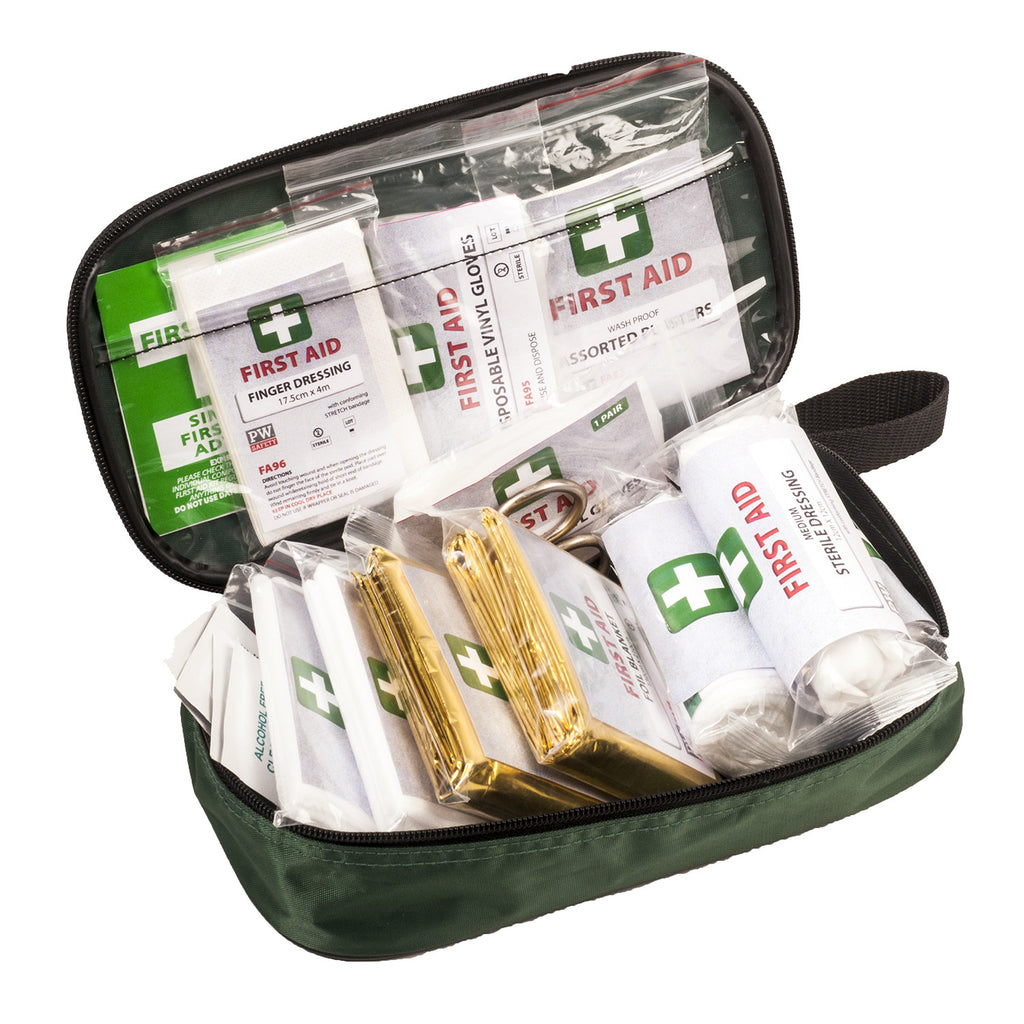 First Aid Vehicle Kit - peterdrew.com