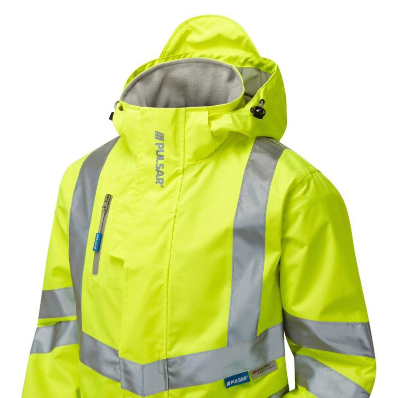 Pulsar Unlined Storm Coat