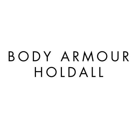 Body Armour Holdall - peterdrew.com