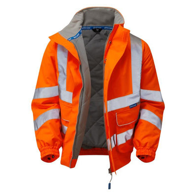 Pulsar Rail Spec Padded Bomber Jacket