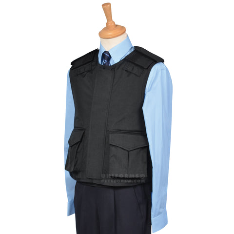 Overt Body Armour Black - peterdrew.com  - 1