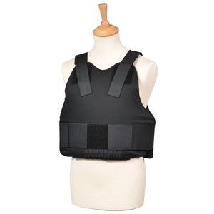 Covert Body Armour Black - peterdrew.com  - 1