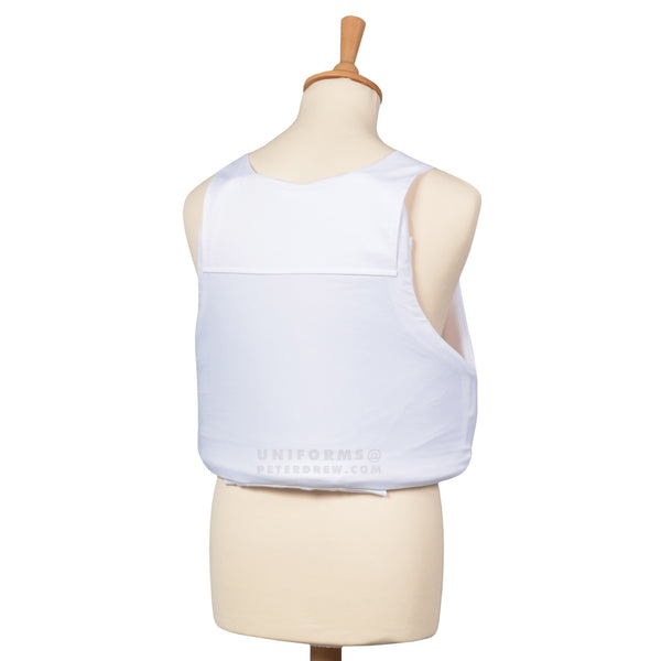 Covert Body Armour White - peterdrew.com  - 2