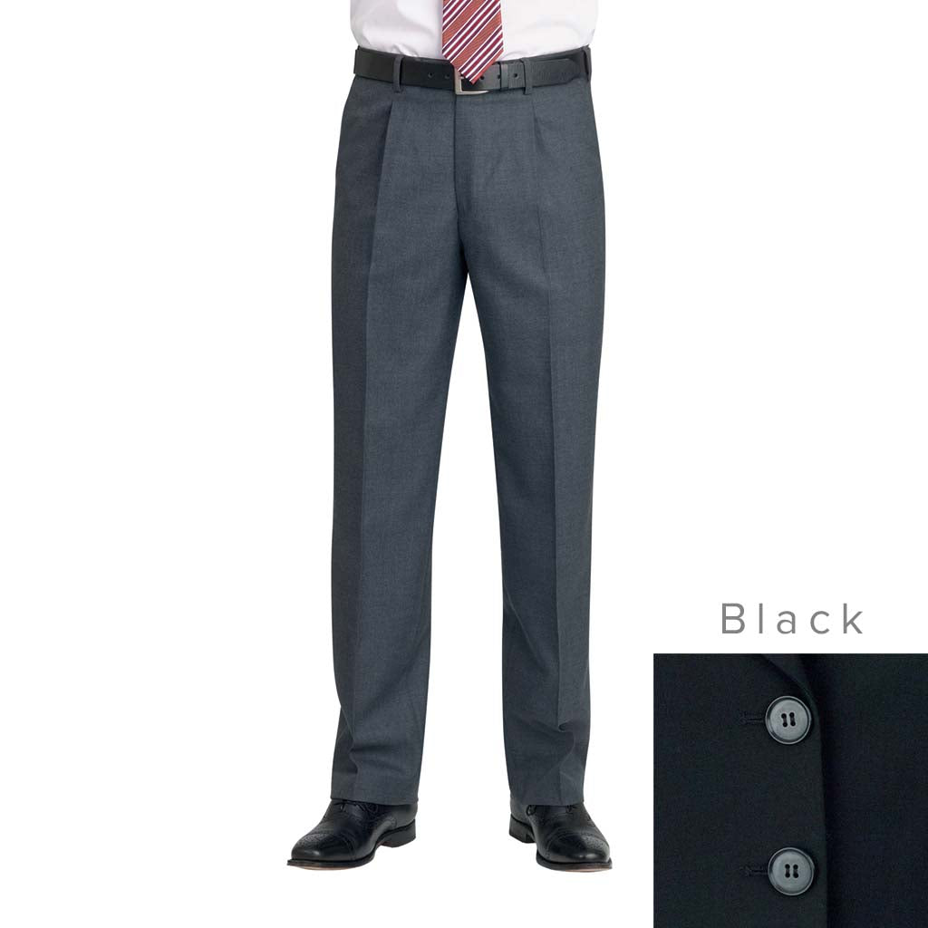 Branmarket Trouser Black