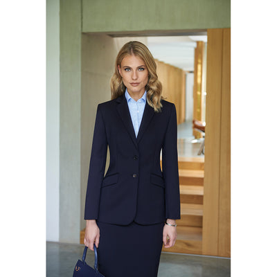 Connaught Ladies Jacket Black