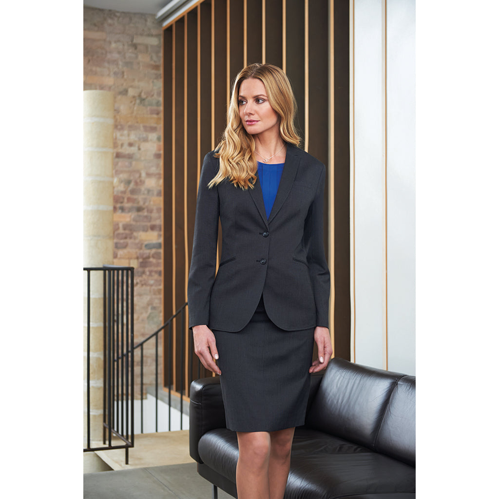 Cordelia Tailored Fit Jacket Black