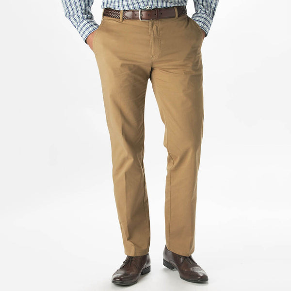 Denver Classic Fit Chino Beige
