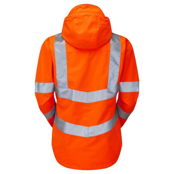 Pulsar Ladies Storm Coat Orange