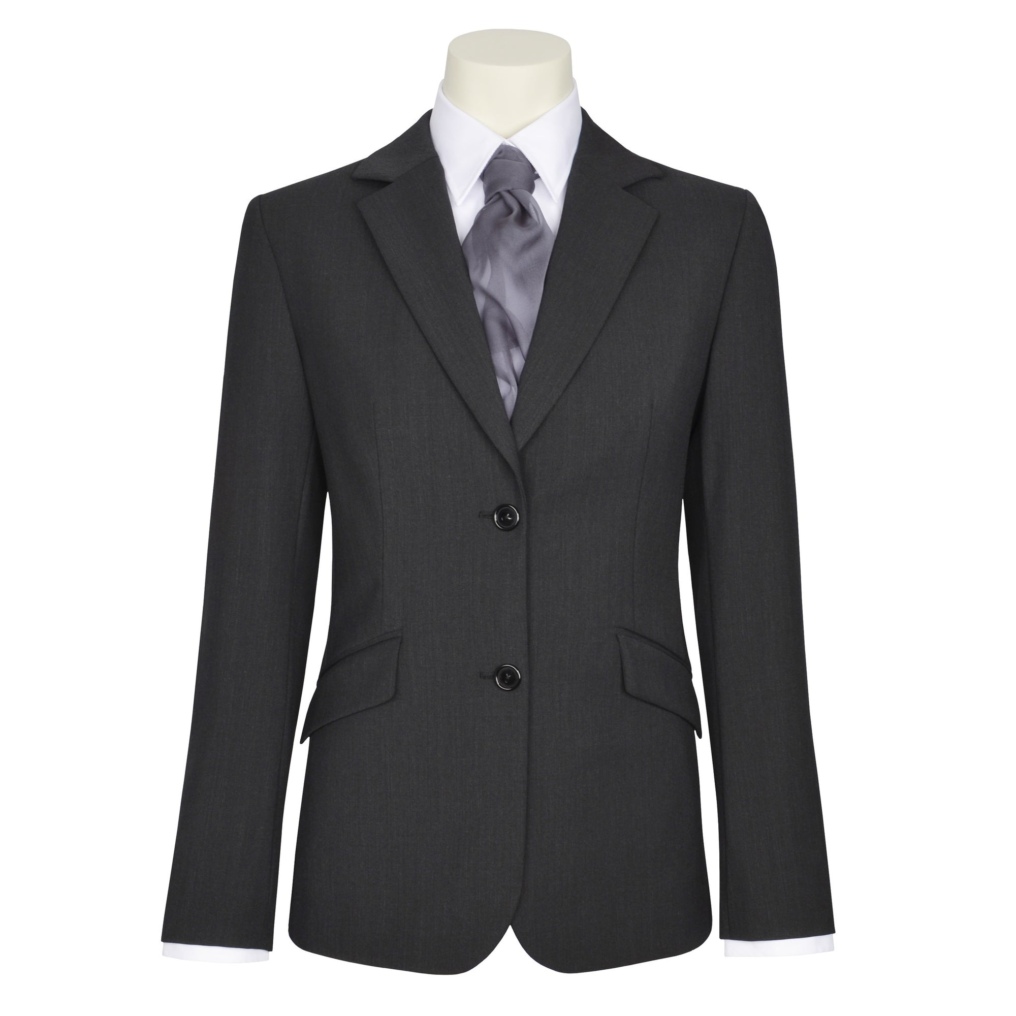 Ladies Suit Jacket - Black Label - peterdrew.com  - 1