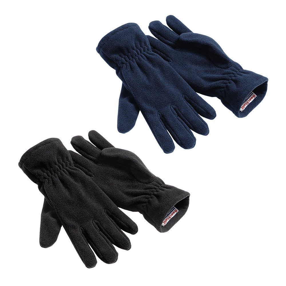 Fleece Gloves - peterdrew.com  - 1